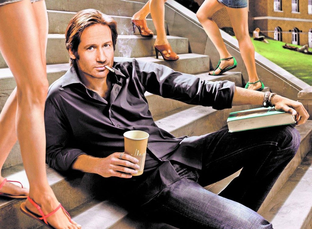 18-9-2009  Californication - Season 3 Promotional Photos   Pictured: David Duchovny  PLANET PHOTOS www.planetphotos.co.uk +44 (0)20 8883 1438