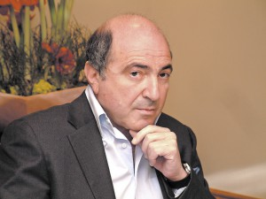 Boris Berezovsky in Riga