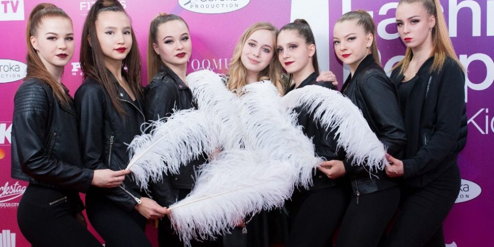 Арутюнову, Аршавина и Ревву наградили на Fashion People Awards Kids